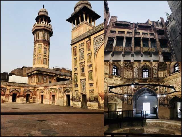 لاہور کوئی چھوٹا شہر نہیں، گھومنے نکلو تو بہت جگہیں دیکھنے اور دریافت کرنے کو ملتی ہیں۔ (تصاویر بشکریہ مصنف)