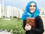 اسلام ہی نے عورتوں کو مردوں کے مساوی حقوق دے کر عورت کی حیثیت مستحکم کی۔  فوٹو: سوشل میڈیا