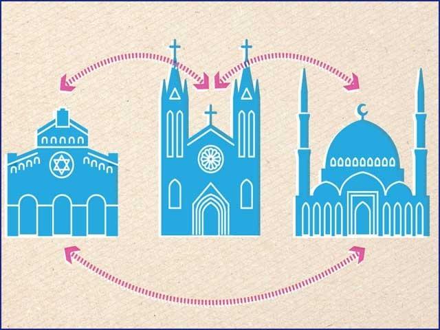 مذہب کی تبدیلی میں صرف دشمنوں کا ہاتھ نہیں، ہمارا اپنا کردار بھی بہت زیادہ ہے۔ فوٹو:انٹرنیٹ