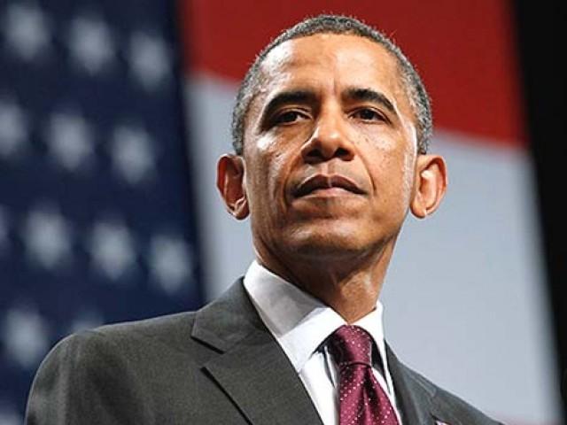بارک اوباما اپنی اہلیہ کے ہمراہ میڈیا کے لیے ہائی پروفائل شوز پیش کریں گے۔ فوٹو : فائل