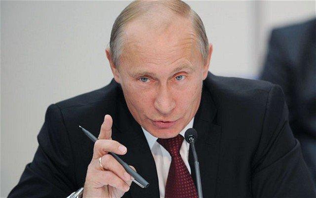 روسی صدر پر امریکا کے صدارتی انتخاب کے نتائج پر اثر انداز ہونے کا الزام ہے۔ فوٹو: فائل