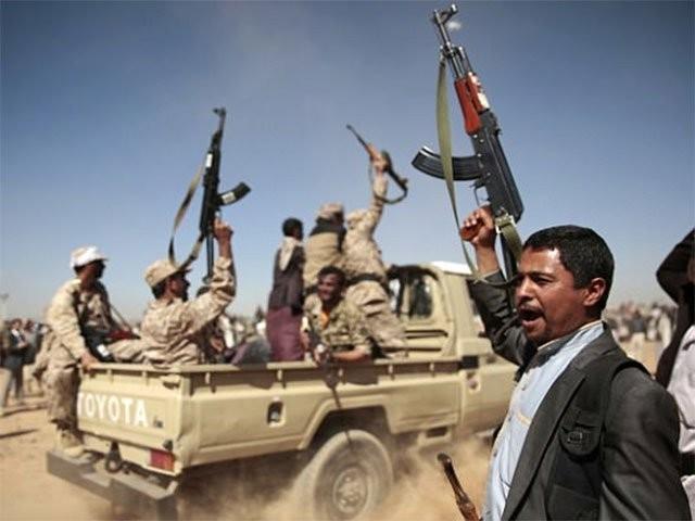 خفیہ نشانہ بازوں نے 22 حوثیوں کو قتل کیا، بیشتر علاقے باغیوں سے چھڑا لیے، سرکاری فورسز۔  فوٹو: سوشل میڈیا
