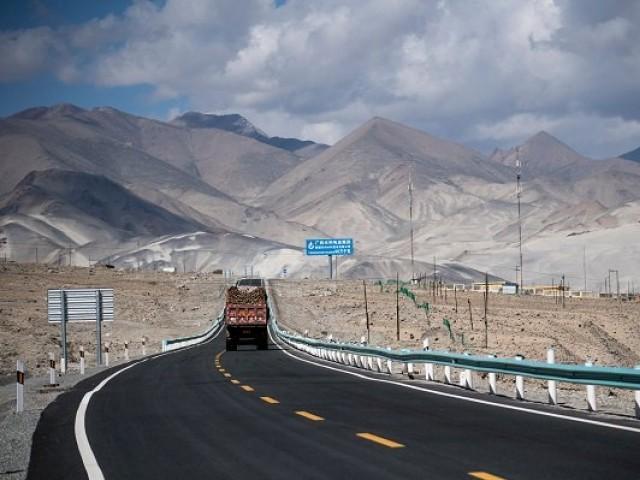 منصوبے کا سرد مہری سے جواب دینے والے ممالک جنوبی ایشیا کی نشاط ثانیہ کے تماشائی ہوسکتے ہیں، چینی جریدہ۔ فوٹو: فائل