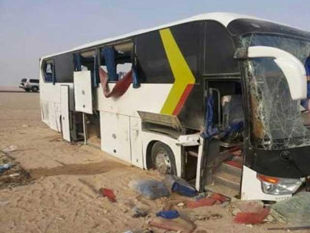 حادثے میں جاں بحق ہونےو الے افراداور زخمیوں کو اسپتال منتقل کردیاگیا ہے؛ فوٹوفائل