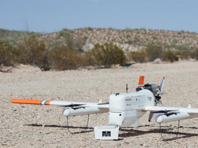 طبی سامان سے لیس ڈرون کو جنگ زدہ علاقوں اور دور دراز علاقوں میں استعمال کیا جا سکے گا۔ فوٹو : انٹرنیٹ