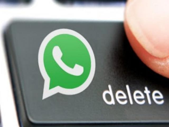 اب کسی پیغام کو ڈیلیٹ کرانے کے لیے 'درخواست' بھیجنا ہوگی۔ فوٹو : فائل