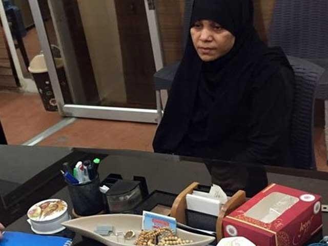 ملزمہ پر غیر قانونی آپریشنز میں ملوث ہونے کا شبہ فوٹو:انٹرنیٹ