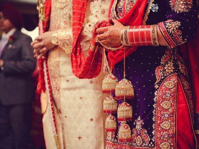 پاکستان دنیا میں سکھوں کی شادیاں رجسٹرڈ کرنے والا پہلا ملک بن گیا۔ فوٹو: فائل