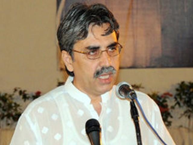 ایم کیوایم پاکستان کے متحد رہنے سے مظلوموں کی جیت ہوگی،سینئر ڈپٹی کنوینر۔ فوٹو : فائل
