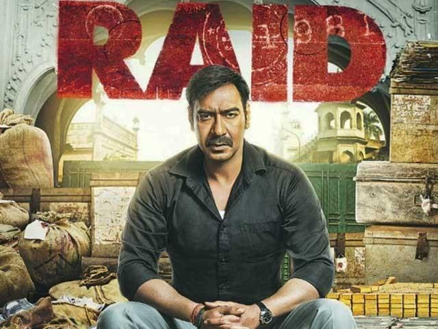 فلم میں اجے دیوگن نے ایماندار انکم ٹیکس آفیسر کا کردار نبھایا ہے ؛ فوٹوفائل