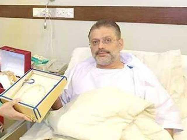 میڈیکل بورڈ 15 دن میں شرجیل میمن کی تمام رپورٹس کا جائزہ لے کر نئی رپورٹ مرتب کرے گا فوٹو:فائل