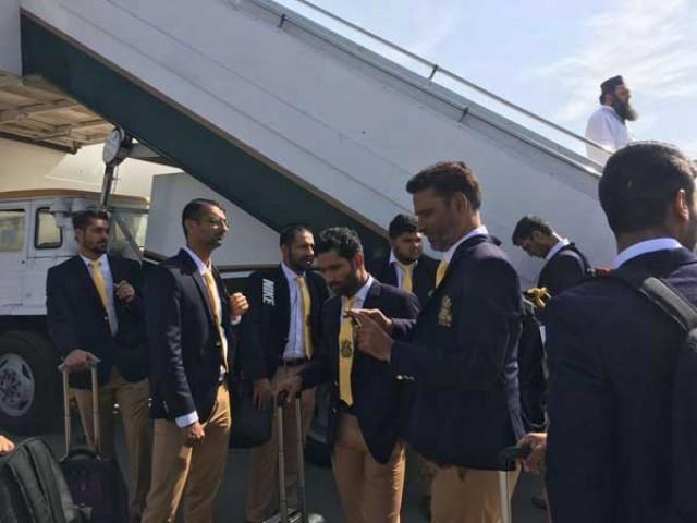 پشاور زلمی اور کوئٹہ گلیڈی ایٹرز کے درمیان پلے آف منگل کو لاہور میں کھیلا جائیگا۔ فوٹو: فائل