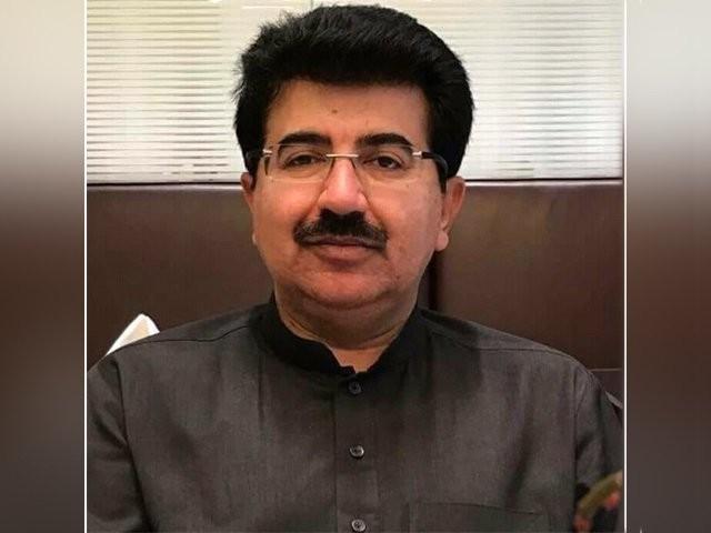 ملک کی بہتری کے لیے آصف زرداری اور عمران خان نے اچھا فیصلہ کیا، صادق سنجرانی۔ فوٹو : فائل