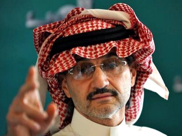 سعودی شہزادہ ولید بن طلال کو سعودی حکومت سے ایک معاہدے کے بعد رہائی ملی ہے؛ فوٹوفائل