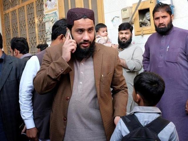 ذوالقرنین رضا نے نااہلی کے لیے درخواست دائر کی ہے۔  فوٹو:فائل
