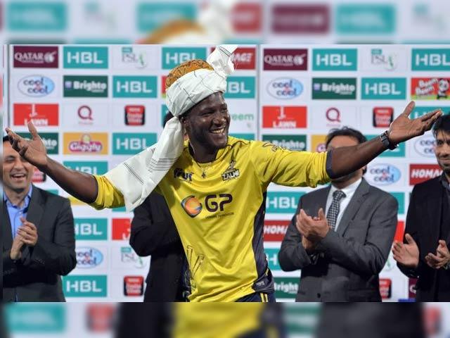 پاکستان میں کرکٹ کے بہت شائقین ہیں، کپتان پشاور زلمی