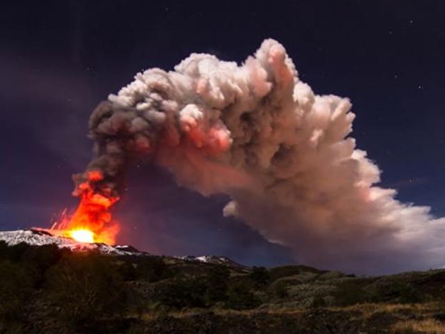 جزیرہ سسلی اپنے آتش فشاں پہاڑ سمیت بحیرہ روم میں غرق ہوسکتا ہے، ماہرین ارضیات، فوٹو: بی بی سی