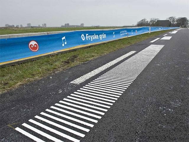 یہ روڈ ٹریفک حادثات سے بچنے کے لیے بنائے گئے ہیں،فوٹو:انٹرنیٹ
