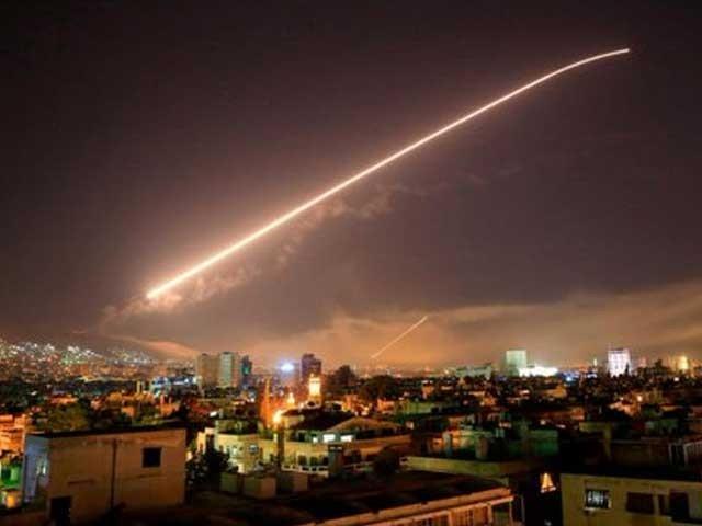 امریکا عالمی قوانین کی خلاف ورزی کررہا ہے شام پر حملہ کھلی جارحیت ہے، روس فوٹو: انٹرنیٹ