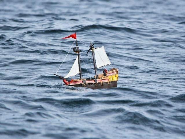 ایڈونچر کشتی کئی ہزار کلومیٹر کا سفر طے کرچکی ہے اور اس وقت جنوبی امریکا میں موجود ہے (فوٹو: بشکریہ ایڈونچر ویب سائٹ)