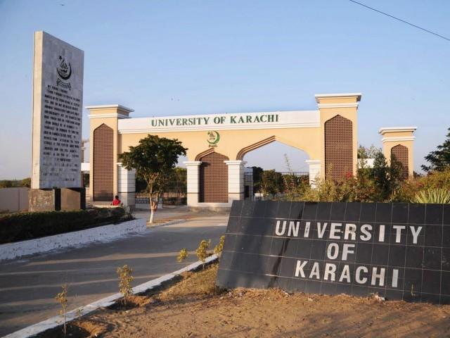 جامعہ کراچی کی انتظامیہ کی جانب سے امتحانی نتائج کی شفافیت کیلے تیارکیاگیامرکزی اسسمنٹ نظام دھراکا دھرا رہ گیا۔ فوٹو؛ فائل