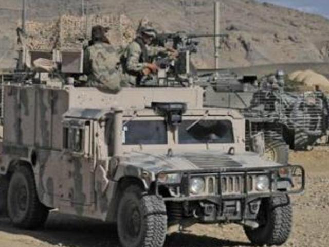 افغان اور امریکی فورسز کی مشترکہ فضائی کارروائی طالبان کی جانب سے حملے کے بعد کی گئی،مختلف علاقوں میں جھڑپوں کی بھی اطلاعات۔ فوٹوفائل