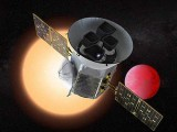 سیاروں کی تلاش کے لیے اپنی نوعیت کا یہ پہلا مشن ہے جسے راکٹ کے ذریعے فلوریڈا سے خلا میں روانہ کیا گیا (فوٹو: بشکریہ ناسا)