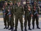 سپریم کورٹ نے صوبوں کو سیکیورٹی فراہمی کا فارمولا ایک ہفتے میں طے کرنے کا حکم دے دیا فوٹو:فائل