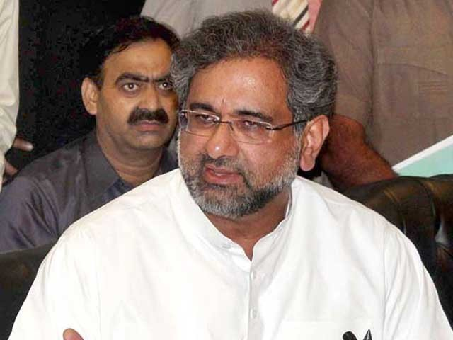 کراچی میں بجلی اور پانی کے بحران کو مل کر حل کریں گے، وزیراعظم۔ فوٹو: پی آئی ڈی