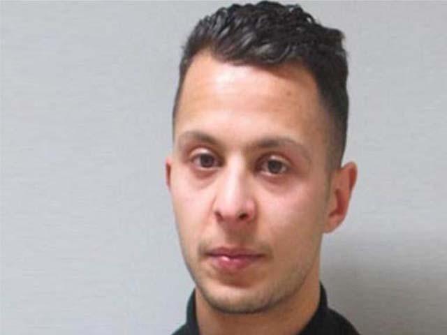 صالح عبدالسلام پولیس مقابلے کے بعد گرفتار ہوا تھا۔ فوٹو : فائل