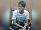 امرجیت فیس بک کے ذریعے دوست بننے والے شیخوپورہ کے رہائشی عامر رزاق کے گھر تین دن سے مہمان تھا (فوٹو: ایکسپریس)