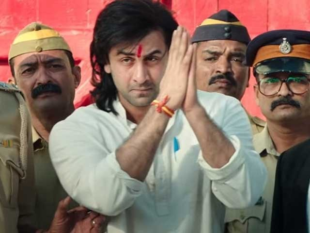 سنجے دت کی زندگی کسی فلم سے کم نہیں یہی وجہ ہے کہ راجکمار ہیرانی نے ان کی زندگی پر فلم بنانے کی ٹھانی؛ فوٹو فائل