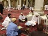 اعلان کے مطابق 16 رمضان سے 20 رمضان تک اعتکاف کارڈ جاری کیے جائیں گے؛ فوٹوفائل