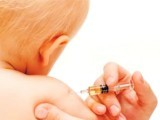 بچوں کو حفاظتی ویکسین لگا کر ان کو مختلف امراض سے محفوظ رکھا جا سکتا ہے، پریس بریفنگ سے خطاب۔  فوٹو: فائل