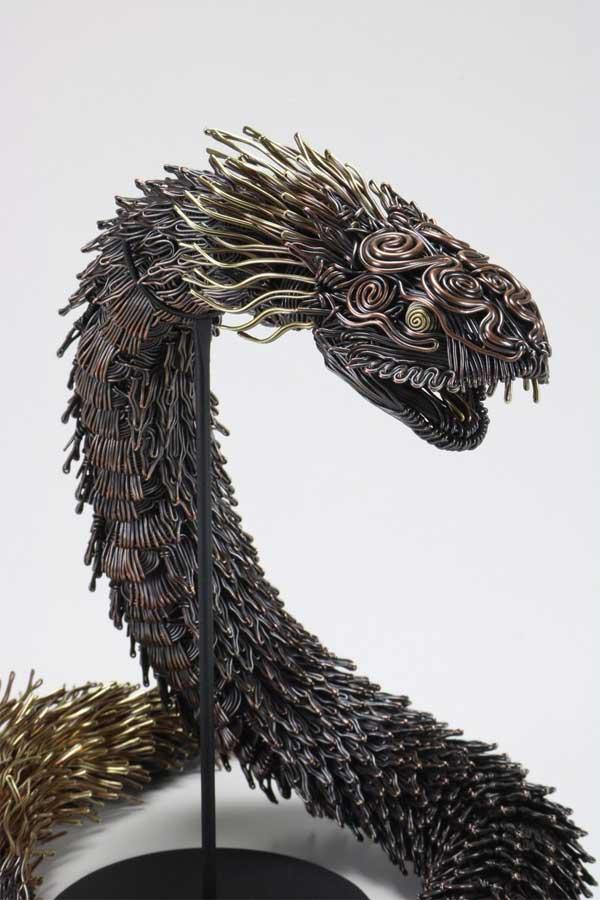 japani-artist-amazing-metal-wire-arat