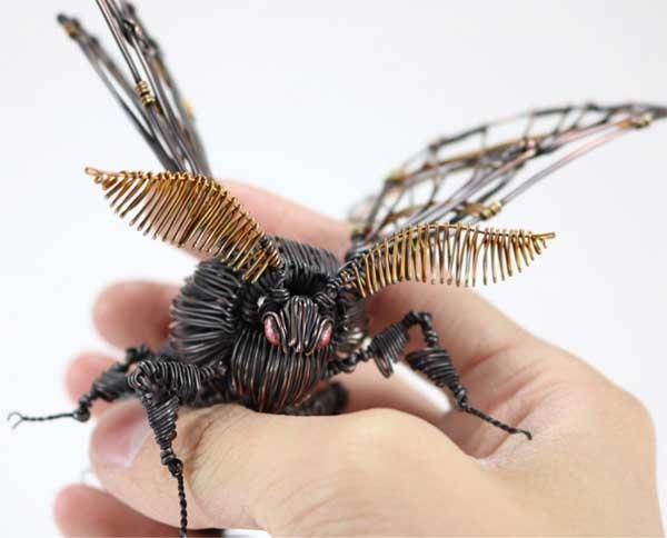 japani-artist-amazing-metal-wire-arat-3