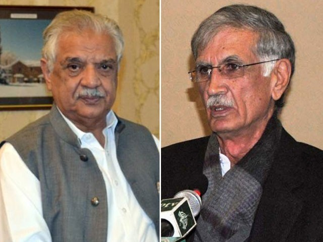 گورنر اقبال ظفر جھگڑا نے وزیر اعلی کو کمزور ماننے سے انکار کر دیا