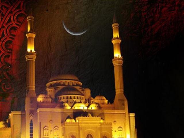 پہلی بار دنیا بھر میں ایک ساتھ رمضان شروع ہونیکا امکان،پاکستان میں اجلاس آج ہو گا  فوٹو:فائل