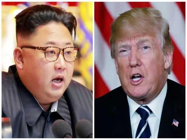 شمالی کوریا نے امریکا اور جنوبی کوریا کی فوجی مشقوں کو اشتعال انگیز قراردیا ہے فوٹو: فائل