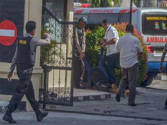 پولیس ہیڈکوارٹر پر حملے میں ایک اہلکار بھی مارا گیا، ترجمان پولیس - فوٹو: فائل