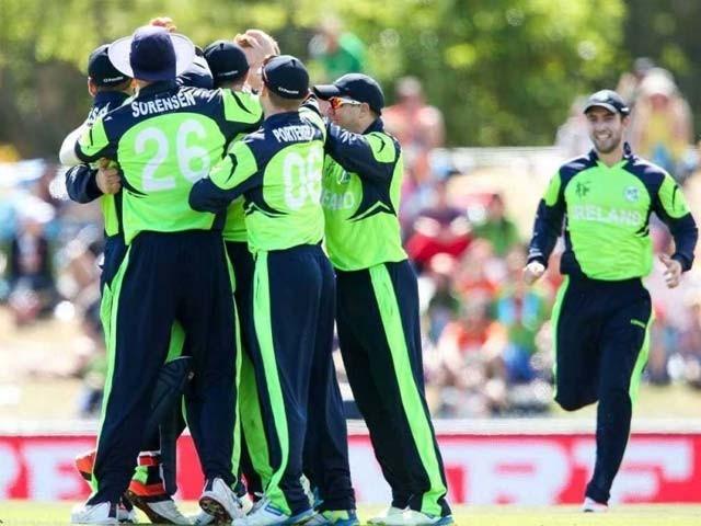 سب کا اطمینان ہوا تو ٹیم بھجوانے میں کوئی مسئلہ نہیں ہوگا، آئرلینڈ کرکٹ۔ فوٹو : اے ایف پی
