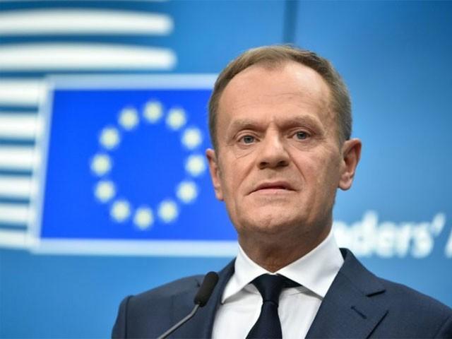 یورپی ممالک ٹرمپ کے فیصلوں کیخلاف مشترکہ محاذ بنالیں، سربراہ یورپی یونین فوٹو:فائل