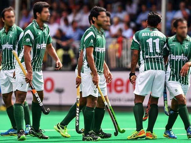 اولمپکس کیلیے براہ راست کوالیفائی کرنا ہدف ہے، ٹیم مینجمنٹ۔ فوٹو: فائل