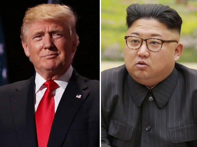 اگر شمالی کوریا باز نہ آیا تو اس کا حشر بہت برا ہوگا، ڈونلڈ ٹرمپ۔ فوٹو: سوشل میڈیا