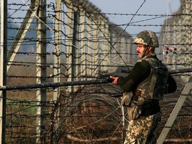 پاکستان رینجرز پنجاب نے دشمن کی فائرنگ کا مؤثر جواب دیا، آئی ایس پی آر : فوٹو : فائل