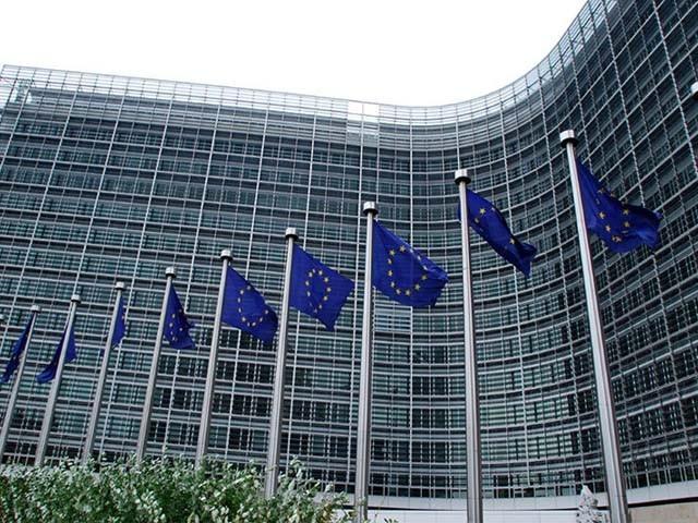 یورپی کمیشن کے سربراہ نے کاروباری تحفظ بل بحال کردیا۔ فوٹو : فائل