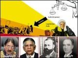 پاکستان کی عدالتی تاریخ شروع سے کش مکش کا شکار رہی ہے۔  فوٹو: فائل