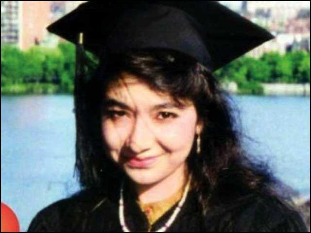 عافیہ کی موت کی افواہ وائرل ہوتی ہے تو یہ ایک جھنجھوڑ دینے والی یاد دہانی ہی ہے۔ فوٹو: انٹرنیٹ