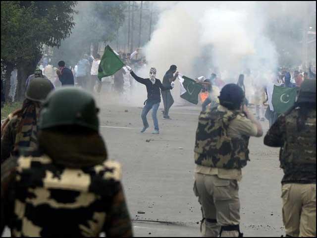 نوجوانوں کی شہادت کے بعد جنت نظیروادی مکمل طورپرسوگوارہے. فوٹو: انٹرنیٹ