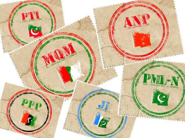 پیپلز پارٹی، ن لیگ اور تحریک انصاف کی انتخابی مہم کا آغاز عید الفطر کے بعد ہوگا ۔فوٹو: فائل